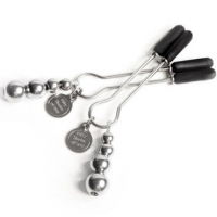 Fifty Shades of Grey Adjustable Nipple Clamps Металлические зажимы на соски